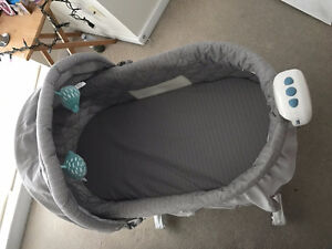 Baby 2 in 1 Bassinet Craddle