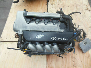 2000-2005 TOYOTA CELICA GT-S 2ZZ MOTEUR 6 SPEED MANUAL TRANS