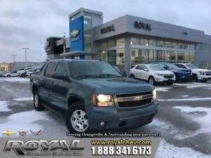2010 Chevrolet Avalanche   POWER SUNROOF