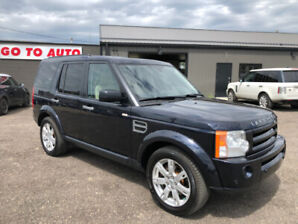 2009 Land Rover LR3 HSE 4WD SUV - Nav, leather, roof