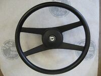 "CHEVY ""RALLY"" STEERING WHEEL  (((NO E-MAILS)))"