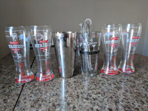 For the Bar- Glasses plus Mixer