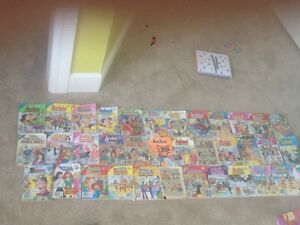 36 Archie comic books