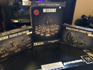 40k Warhammer Necron | Buy New & Used Goods Near You! Find