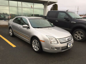 2009 Ford Fusion SEL - AWD