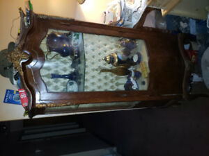 3 antique  mint condition China cabinets for sale.