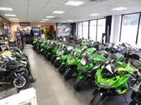 2019 KAWASAKI KLE650 VERSYS MOTORCYCLE
