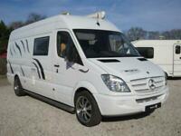 bdfd2c9b9a2282 Mercedes-Benz SPRINTER 311 CDI LWB - Race Van - McLarens Sport Homes
