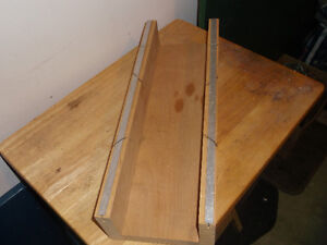 Mitre Box - a wood working tool, in very good condition