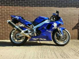 Yamaha YZF-R1 4xv 1998 Low Miles Excellent Standard Condition