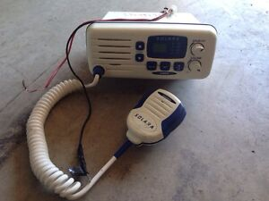 Radio Vhf marin Solara