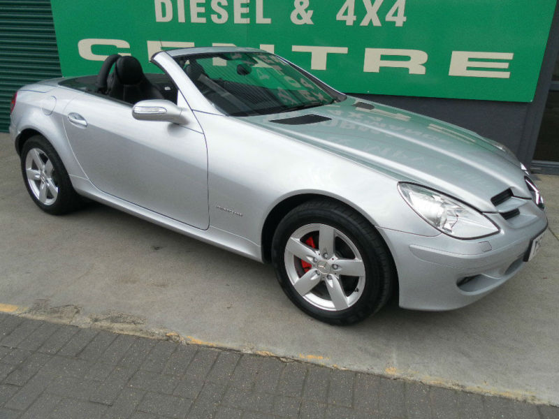 2005 05 mercedes slk 200k convertible in thornaby county durham gumtree. Black Bedroom Furniture Sets. Home Design Ideas