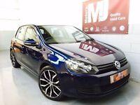 """2011 VW GOLF 1.6 TDI S £30 TAX**NEW 18"""" GTI ALLOYS **"""