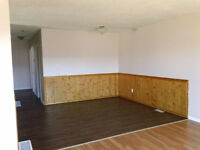 Three bdrm upper for rent F/S/WD Quiet house Includes utilities
