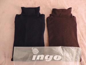 MEN'S 100% WOOL SWEATER & 2 INGO CARDIGANS Kitchener / Waterloo Kitchener Area image 2