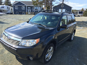 2009 Subaru Forester - Fully Loaded