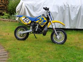 Husky Boy 50 ktm 50 50cc husky 50 kids bike
