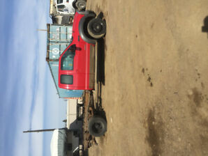 2005 Ford F450 cab and chassis