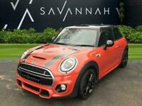 2019 MINI HATCH COOPER 2.0 Cooper S Sport Steptronic (s/s) 3dr Hatchback Petrol