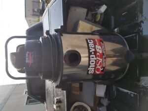 5HP Shop Vac Stainless Steel wet/dry