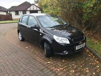 AUTOMATIC || 5 door || 2008 1.4 Chevrolet Aveo || 12 months MOT || fully serviced