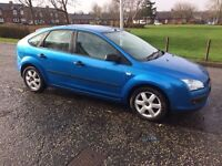 2006 FORD FOCUS SPORT, 1 YEAR MOT, LIKE ASTRA 307 MEGANE GOLF A3