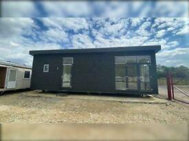 Static caravan / office - brand new Willerby Office custom build.