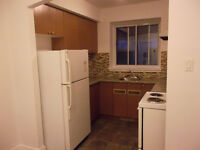 Nice renovated 4 1/2 NDG (for Sept/Oct) close Monkland Village
