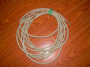 Instrument cables and cords