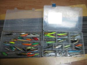 Plein de stock de pêche à vendre