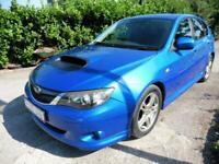2009 Subaru Impreza 2.5 WRX 5dr HATCHBACK Petrol Manual