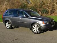 2007 57 Volvo XC90 2.4 D5 SE Geartronic Auto 7 Seater 4x4 Diesel 5 Door 182bhp
