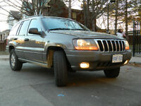 For Sale 2002 Jeep Grand Cherokee Laredo SUV, Crossover