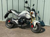 HONDA MSX125 125 GROM MOTORCYCLE