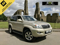 2006 Toyota Land Cruiser 3.0 D-4D auto LC5 **8 Seater - Full History**