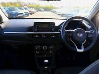 2017 Kia Picanto 1.25 2 5dr Hatchback Petrol Manual