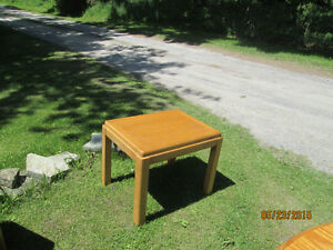 Coffee Table, 2 end Tables Peterborough Peterborough Area image 1
