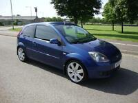 Ford Fiesta 1.25 Zetec Blue Edition 2008