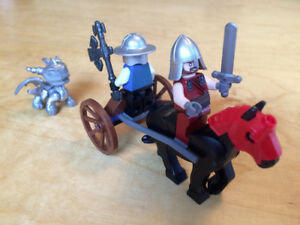 Bag of Lego, Knights & Castle