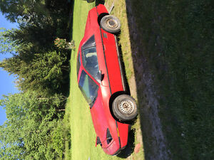 1984 Fiero For Sale