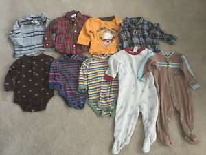 Baby boy clothes 6-12 months Peterborough Peterborough Area image 2