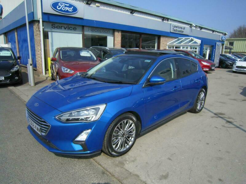 2018 FORD FOCUS 1 5 ECOBLUE TITANIUM X DIESEL MEGA SPEC | in Tadcaster,  North Yorkshire | Gumtree