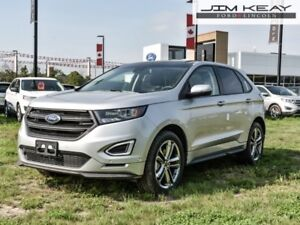2017 Ford Edge Sport  - EBONY - $157.47 /Wk
