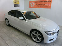 "2012 BMW 318 2.0TD PARK SENSORS, 19"" ALLOYS, ***BUY FOR ONLY £57 A WEEK***"