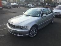 2003 BMW 318 2.0 AUTOMATIC LPG SERVICE HISTORY Superb Condition