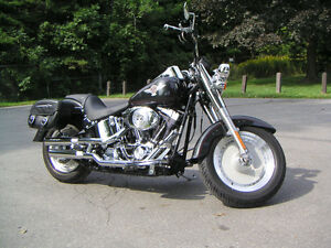 Beautiful 2005 Harley Fat Boy Great Condition