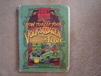 Poor Richard's Rabbit Book How to keep your Volkswagen alive