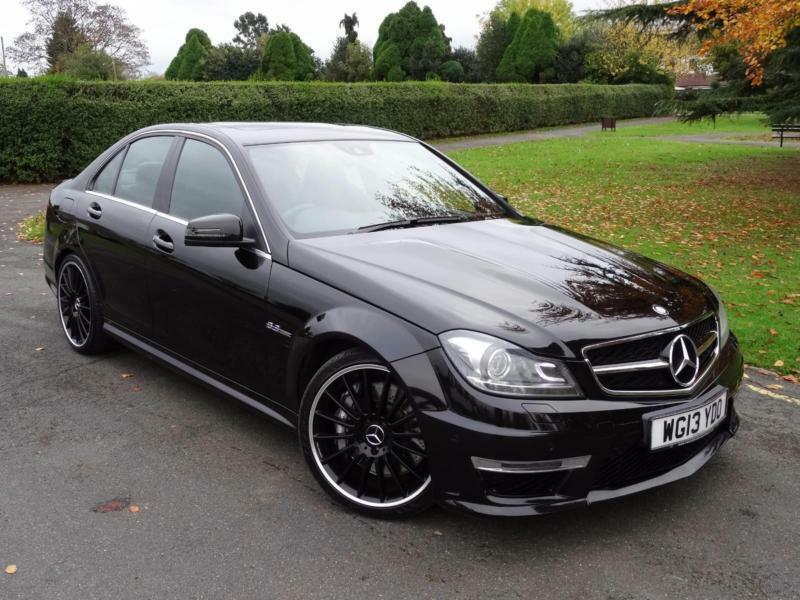 mercedes c class c63 amg mct 2013 13 in redbridge london gumtree. Black Bedroom Furniture Sets. Home Design Ideas