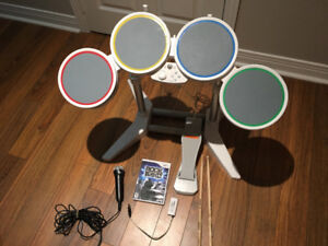 Rock Band game for Wii