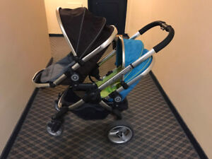 i candy stroller plus accessories total value over $2k